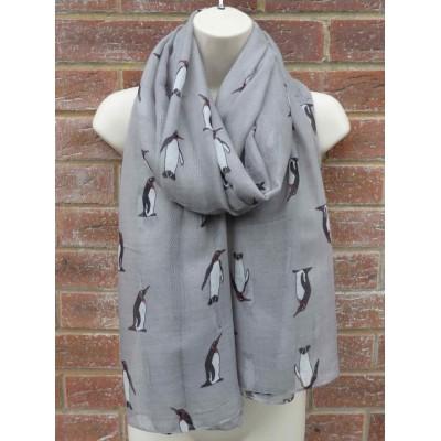 Penguins (Grey)