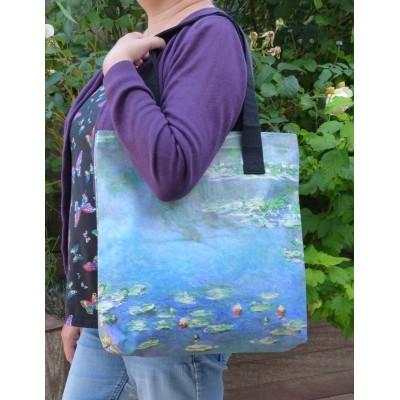 Shopper - Monet's Water Lilies
