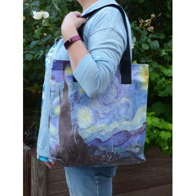 Shopper - Van Gogh's Starry Night