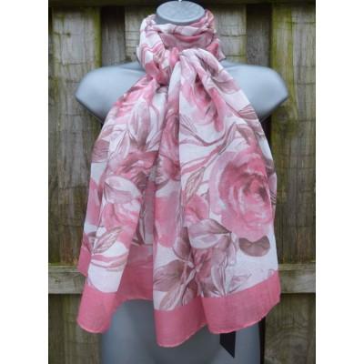 Fresh Roses M3737 (Pink)