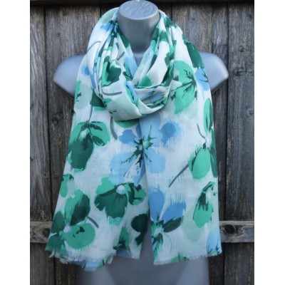 Floral 21016 (Green)