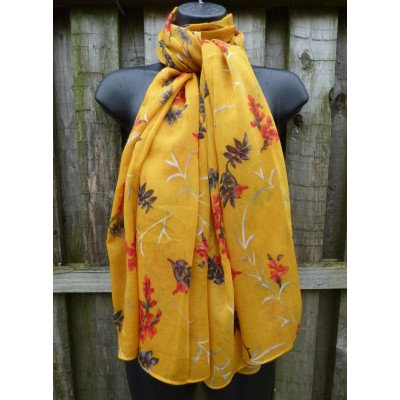 Flowers 9157 (Dark Yellow)