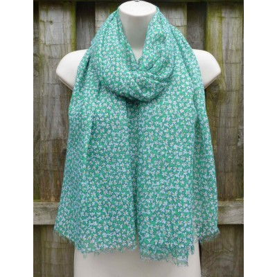 Tiny Floral M3778 (Green)