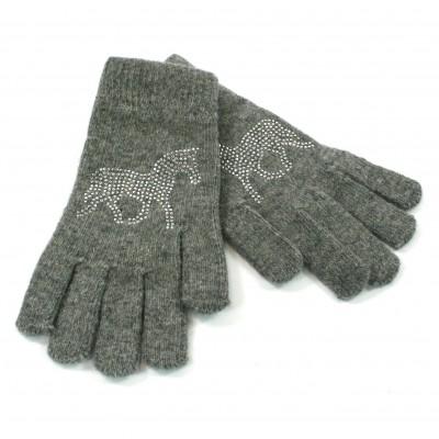Sparkle Horse Gloves