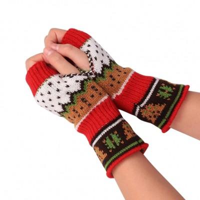 Nordic Fingerless Gloves