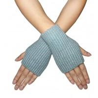 Plain Knit Hand Warmers (M3578)