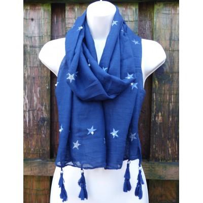 Tasselled Pearl Stars (French Navy)