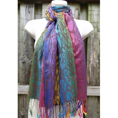 Pride Animal Pashmina