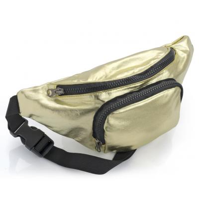 Metallic Bum Bag (Gold)