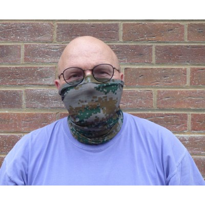 Stretch Snood - Camo