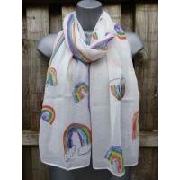 Fundraising Rainbow (White)