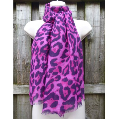 Leopard 9028 (Hot Pink)