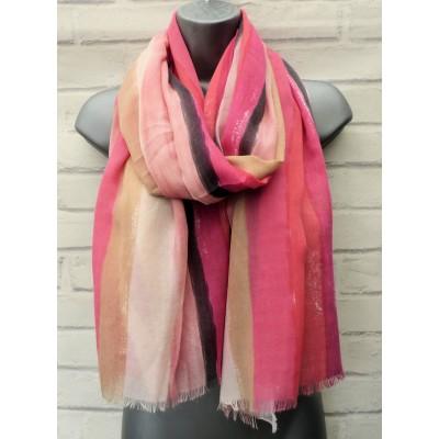 Soft Pink Stripes (LS07)
