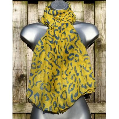 Summer Animal 3386 (Yellow / Blue)