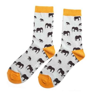 Socks (4-7) -Elephants-19030