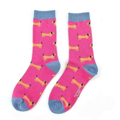 Socks (4-7) - Dachshunds-SKS137