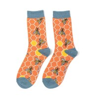 Socks (4-7) - Bee Hive  - SKS221