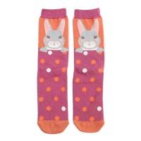 Socks (4-7) - Bunnies - SKS187