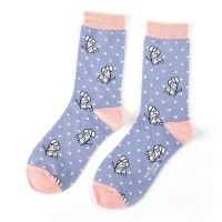 Socks (4-7) - Butterflies-SKS157