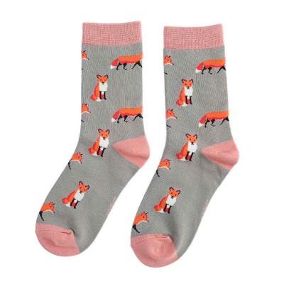 Socks (4-7) - Foxes - SKS197