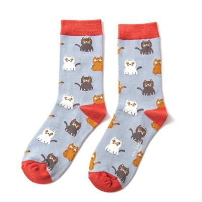 Socks (4-7) - Little Kitties - SKS173