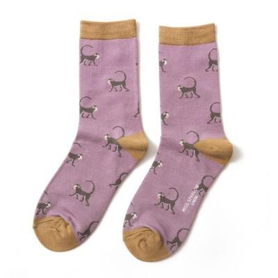 Socks (4-7) - Monkeys - SKS175