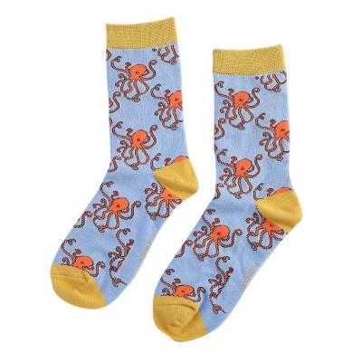 Socks (4-7) - Octopus - SKS202