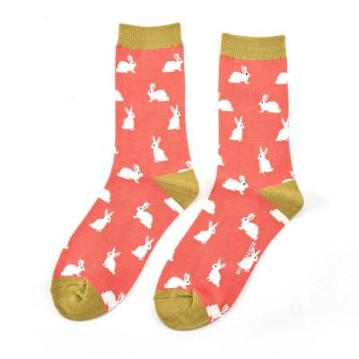 Socks (4-7) - Rabbits-SKS151