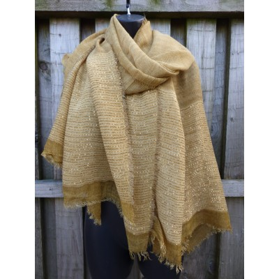 Wool Mix Special Occasion Wrap (3038)