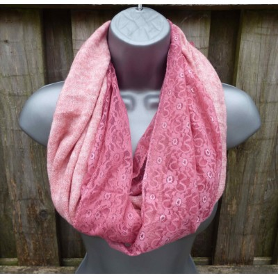 Lace & Wool Snood