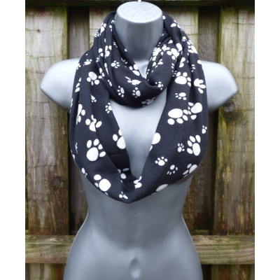Full Length Pawprint Snood (N)