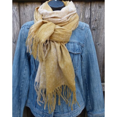 Plain Marle Winter Scarf 9432
