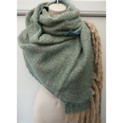 Plain Teddybear Wrap (Green)