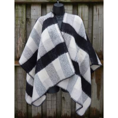 V Back Blanket Wrap 1610