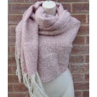 Wool Mix Chunky Wrap (LS1917)